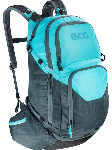 EVOC Explorer Pro - Sac à dos - 30l turquoise/Bleu pétrole